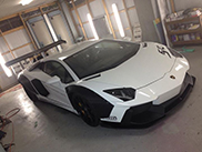Liberty Walk Aventador LP700-4 is beastlike!