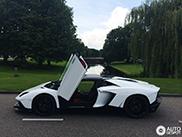 Eerste Aventador LP720-4 Roadster 50° Anniversario is in Nederland
