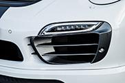 TechART maakt carbon fiber goodies voor Porsche 991