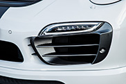 TechART makes carbon fiber goodies for the Porsche 991