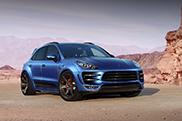 TopCar tunes the Porsche Macan
