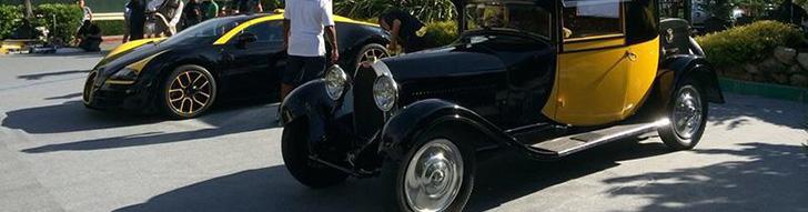 Bugatti toont nieuwe one-off tijdens Pebble Beach