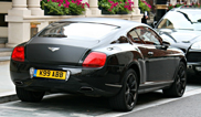 Wrappen met mate: Bentley Continental GT