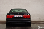 Only 57 copies: Alpina B12 5.7 Coupé