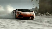 Lamborghini Aventador LP700-4 shines in a beautiful movie