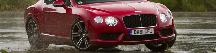 Driven: Bentley Continental GT V8