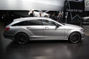 Paris 2012: Mercedes-Benz CLS 63 AMG Shooting Brake