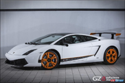 Lamborghini continue  gter la Chine avec des ditions limites
