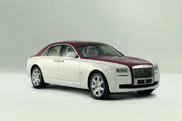 Rolls-Royce Ghost in an outstanding colour for a customer from Qatar