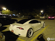 Spotted: first Fisker Karma with a CEC bodykit