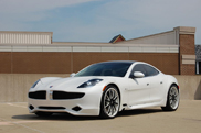 Green tuning: Fisker Karma gets its first bodykit