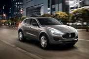 Maserati's mega SUV won't get the name Kubang