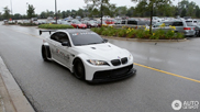 Very wide: BMW GT Haus Meisterschaft M3 E92
