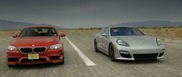 BMW M5 F10 versus Porsche Panamera GTS, which one would you choose?