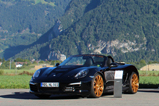 Ill-favored: Porsche Boxster 981 by No Limit Custom