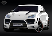 ONYX Design comes up with the Cayenne after their Porsche Panamera