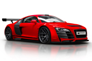 Audi R8 GT3 look-a-like thanks to Prior Design