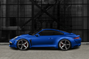 Work in progress: Porsche 991 Carrera 4(S) by TopCar