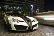 'Renovated' SLR McLaren in booming Dubai