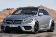 Rendering: Mercedes-Benz CLA 45 AMG Black Series