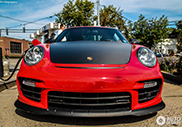 A rarity in the United States: Porsche 997 GT2 RS