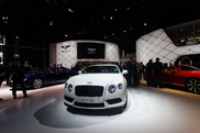 IAA 2013: Bentley Continental GT V8 S