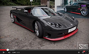 Video: Roadtrip in einem Koenigsegg CCR Revo