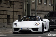 Is the Porsche 918 Spyder your favorite supercar?