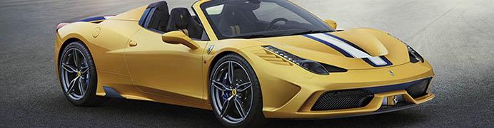 Biser iz Maranela: Ferrari 458 Speciale A