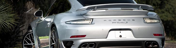 Fotoshoot: Porsche 991 Turbo S