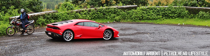Special: India meets the Lamborghini Huracán LP610-4
