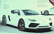 Is dit de nieuwe Lamborghini?