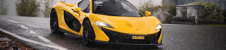 McLaren circuitdag op Spa Francorchamps