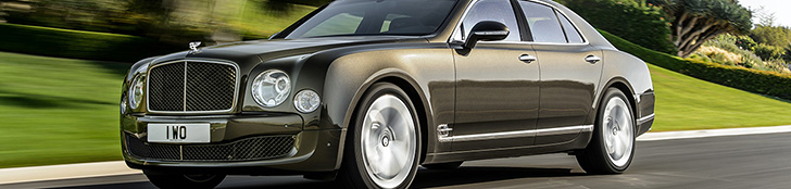 Bentley Mulsanne Speed: faster and more exclusive