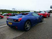 Event: Ferrari Club Nederland op Zandvoort