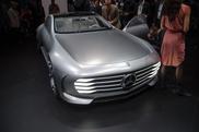 IAA 2015: Mercedes- Benz IAA Concept