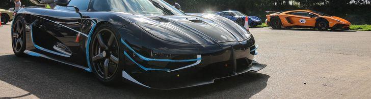 Event: Vmax 200 hat die allerschnellsten Auto's