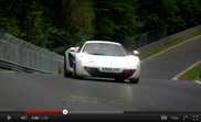 McLaren MP4-12C verslaat Ferrari 458 Italia op Nordschleife