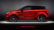 Merdad Colletion tovert Range Rover Evoque om naar MerNazz