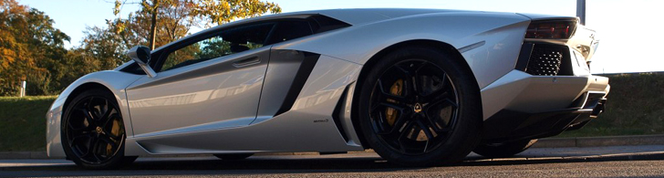 Grigio Thalasso fits Lamborghini Aventador LP700-4 as well!