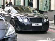Tuned Bentley spotted, but who tuned it?