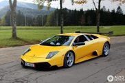 Badass Lamborghini with aftermarket frivolities