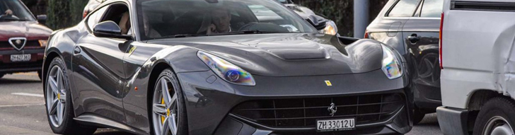 There they are: the first Ferrari F12berlinetta's on Autogespot!