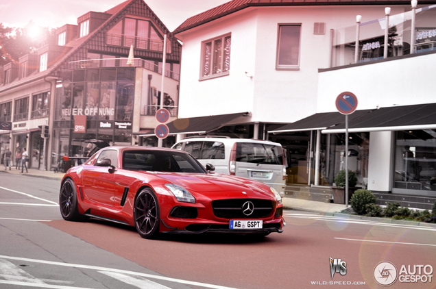 Rendering  Mercedes-Be...