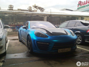 Spotted: TopCar Stingray GTR in unwanted state