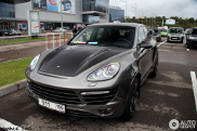 TopCar Vantage GTR2: Porsche Cayenne with some Russian ingredients