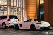 Mercedes-Benz SLS AMG Black Series is now spotted outside Europe