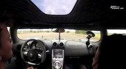 Koenigsegg Agera R demonstriert sein Handling
