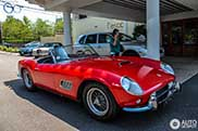 Rare Ferrari 250 GT LWB California Spyder spotted in Greenwich