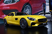 Paris 2014: Mercedes-AMG GT Edition 1